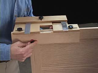 Free Router Mortise Jig Plans